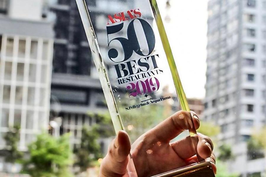 50 Restoran Terbaik Asia 2019