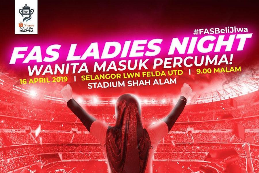 FAS Ladies Night
