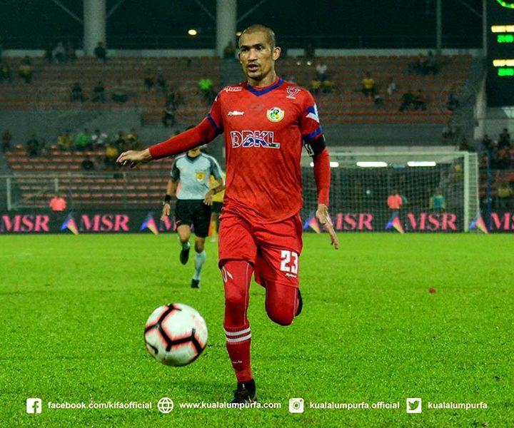 Indra Putra Mahayuddin jaring gol ke-100 dalam pentas Liga Super Malaysia