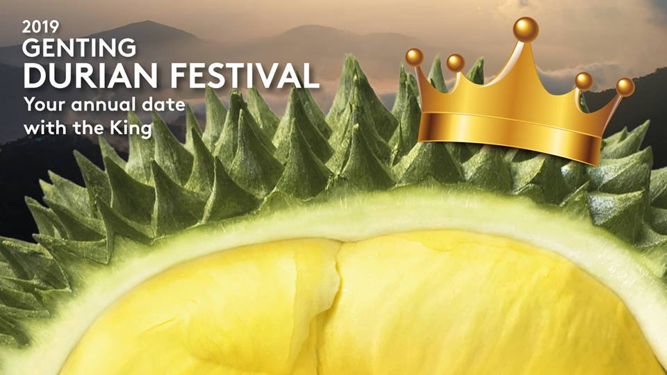 Festival Durian Genting 2019