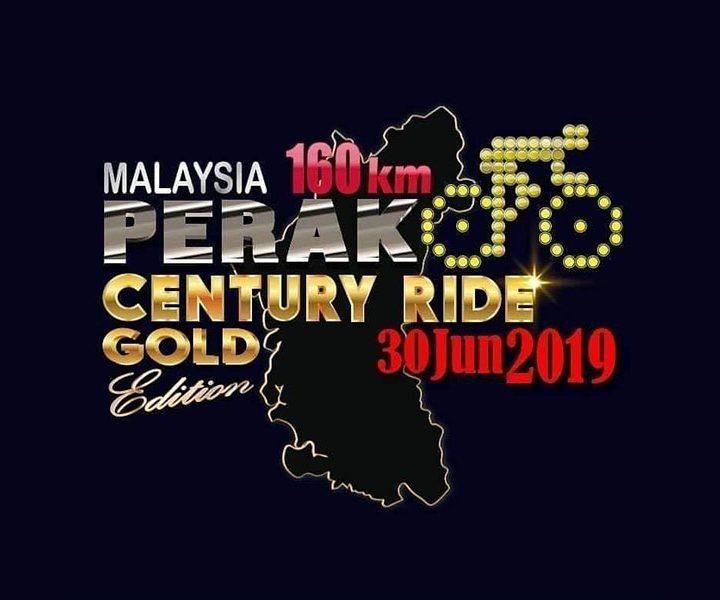 Jom sertai 'Perak Century Ride Gold Edition 2019'