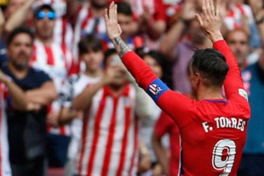 Fernando Torres mengumumkan persaraan