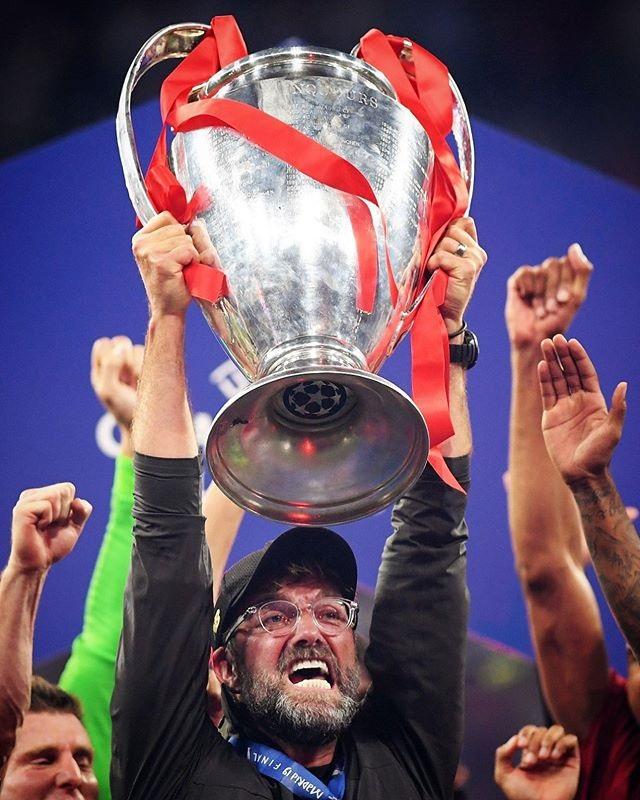Juara Eropah 2018/2019