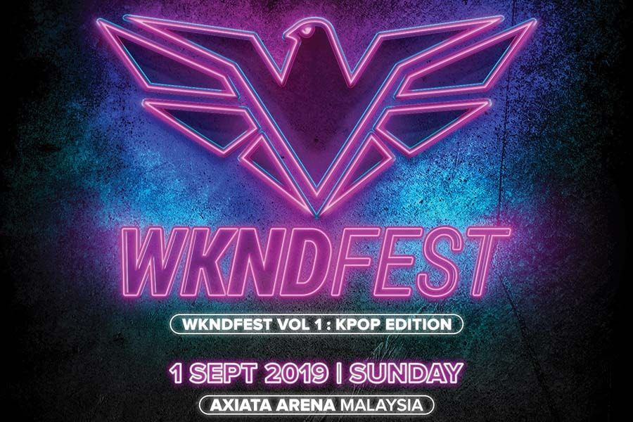 WKNDFEST Vol. 1: Kpop Edition