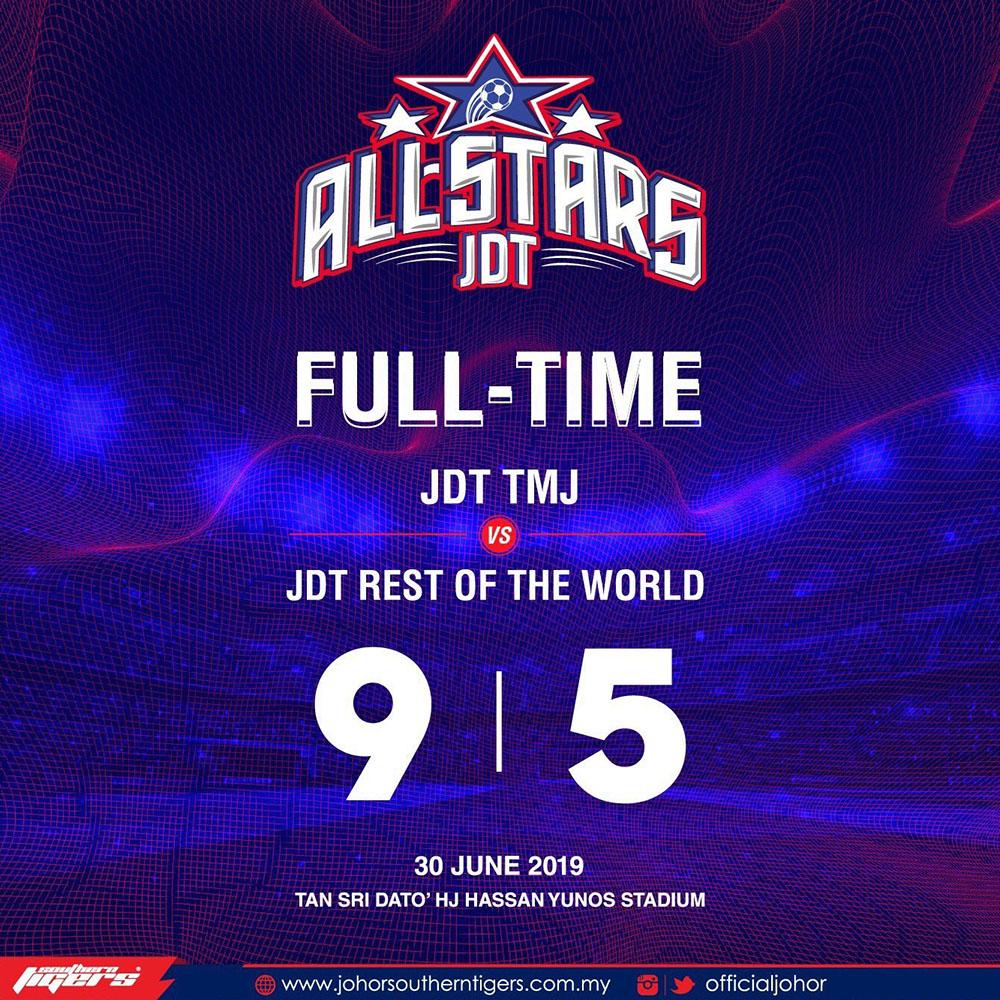 JDT All Stars