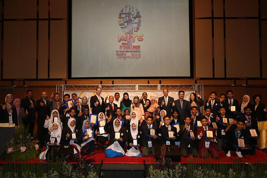 Cabaran IT Malaysia (MITC) 2019