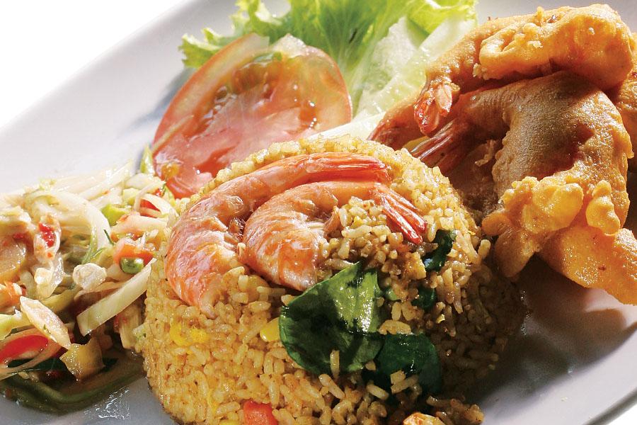 Nasi Goreng ala Thai