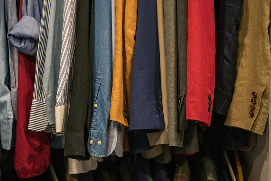 Pakaian wangi