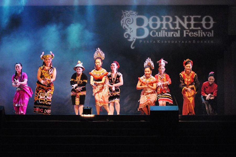 Pesta Kebudayaan Borneo 2019