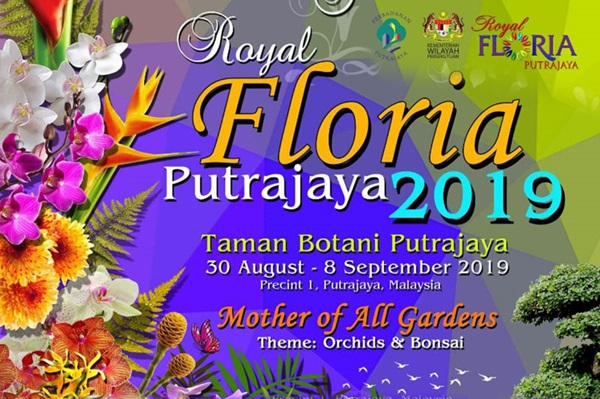 Royal Floria Putrajaya 2019
