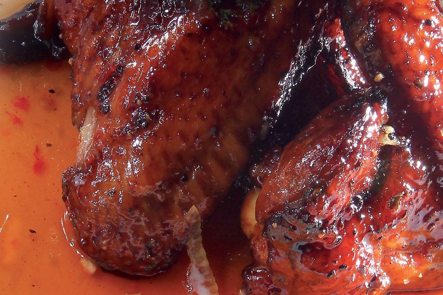 Kepak Ayam Madu