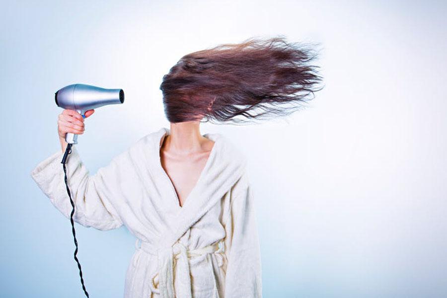 Fungsi lain pengering rambut