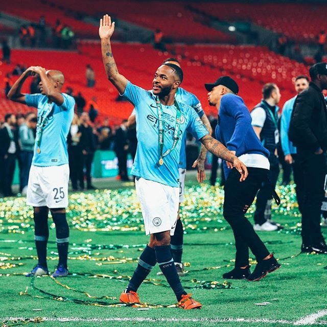 Manchester City mempertahankan kejuaraan Piala EFL Carabao