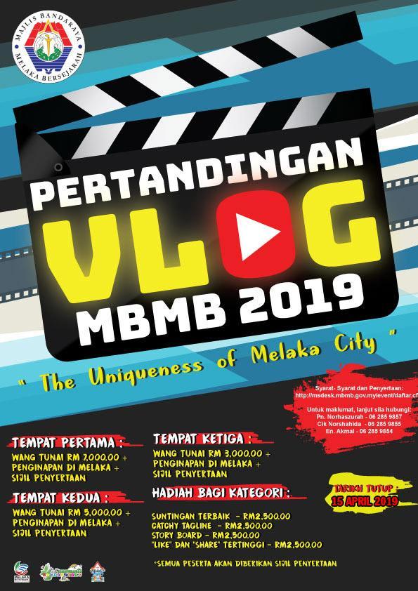 Ulang Tahun ke-16 Melaka Bandaraya Bersejarah