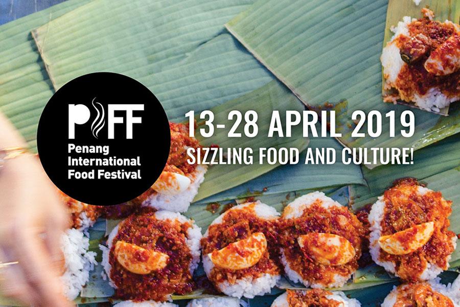 Festival Makanan Antarabangsa Pulau Pinang 2019