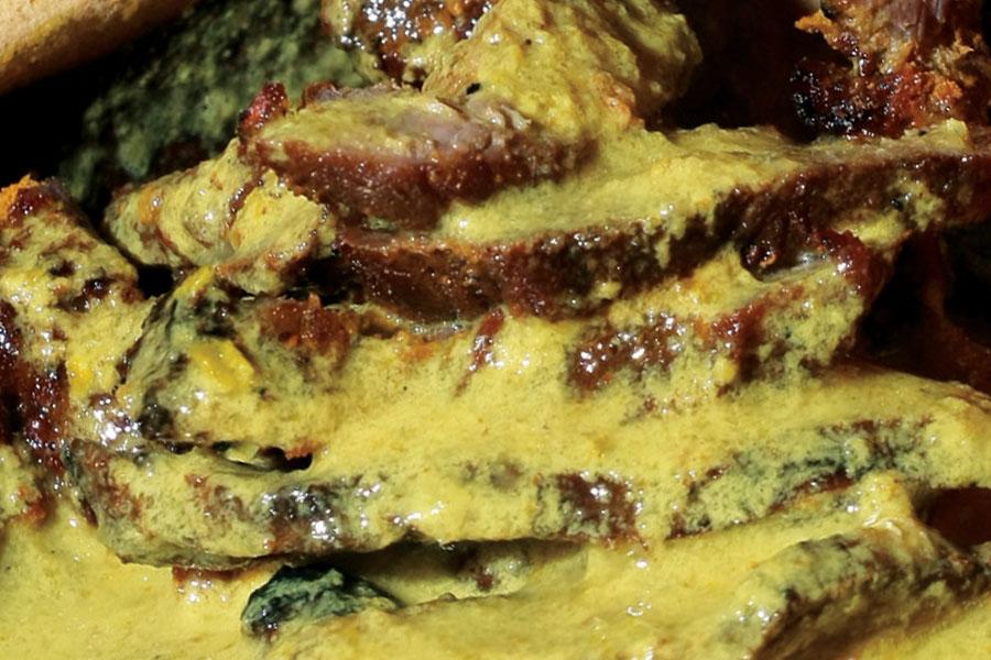 Hasil carian imej untuk masak lemak daging salai