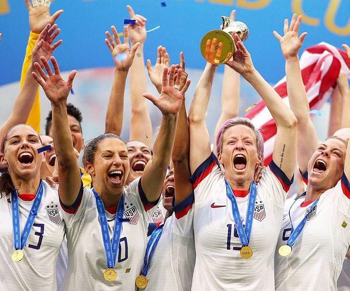 Amerika Syarikat pertahankan kejuaraan Piala Dunia Wanita