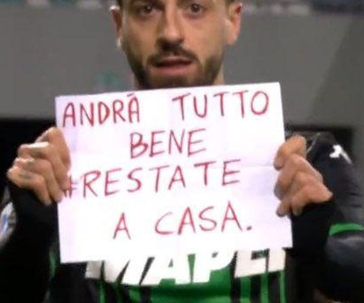 Itali rehatkan Liga Serie A kerana koronavirus