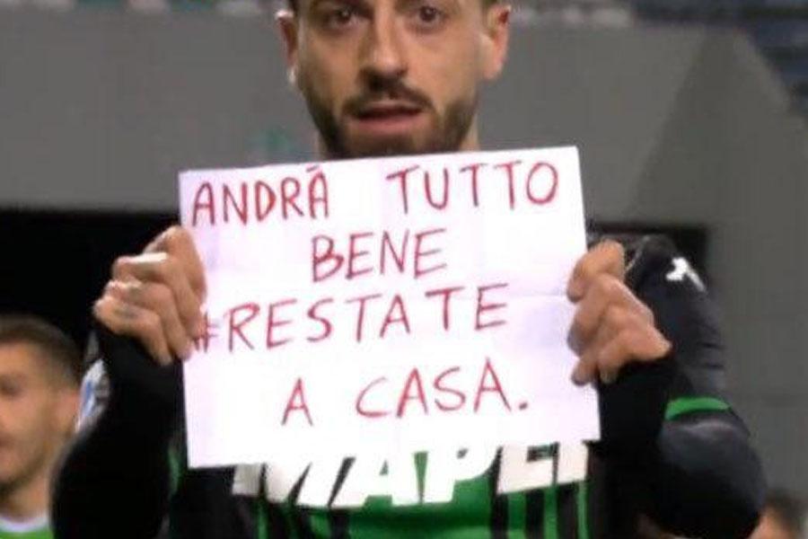 Itali rehatkan Liga Serie A