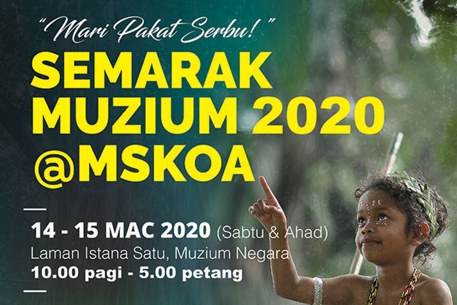 Semarak Muzium 2020 @MSKOA