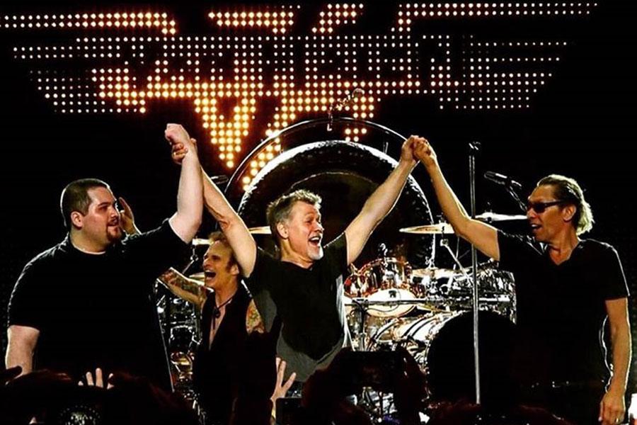 Van Halen meninggal dunia