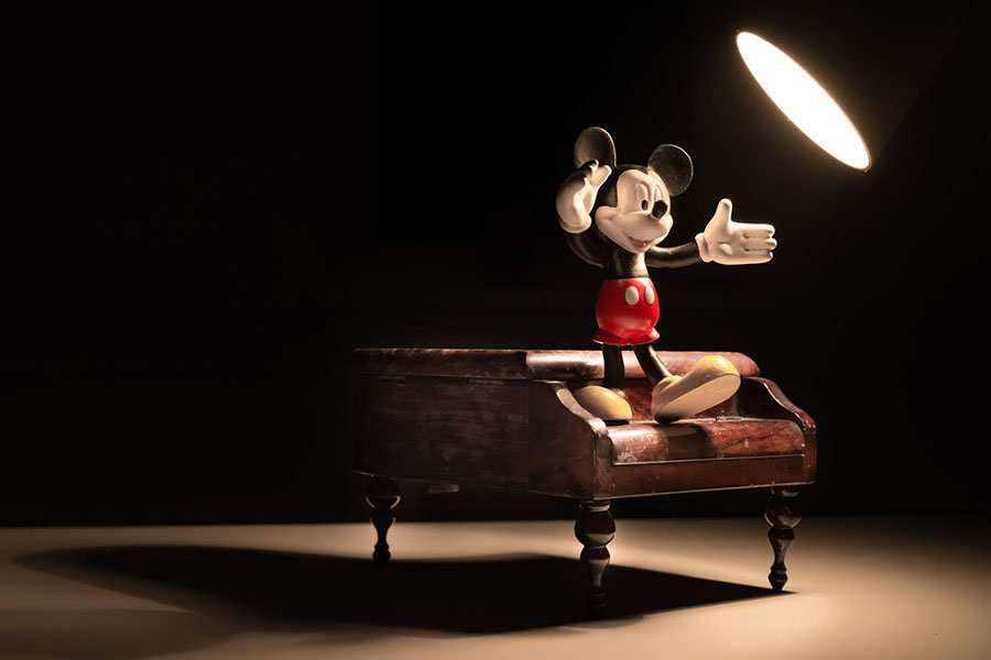 Watak kartun Disney